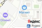 Схема проезда до компании Пивторг в Новороссийске