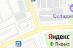 Схема проезда до компании МеталМос в Москве