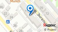 Компания Карекс-Центр на карте