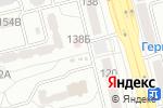 Схема проезда до компании Мясная лавка в Донецке