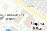Схема проезда до компании Kamuflage Shop в Москве