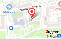 Схема проезда до компании Магазин Berker занимается продажей выключателей, розеток и другим электрооборудованием в Александровке