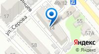 Компания Аргон-сервис на карте