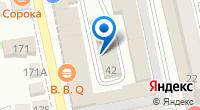 Компания У Антона на карте