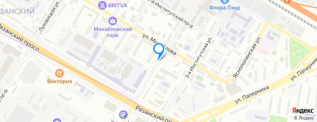 улица Институтская 2-я