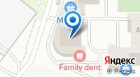 Компания 4Rooms на карте