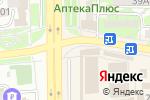 Схема проезда до компании Белошвейка в Новороссийске