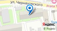 Компания ДЭМИ на карте