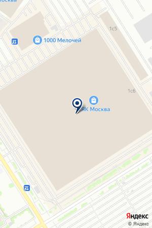 МАГАЗИН БЫТОВОЙ ТЕХНИКИ РЯД-М 33 на карте Москвы