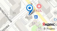 Компания Банк Петрокоммерц на карте