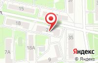 Схема проезда до компании Издательский Дом «Подруга» в Москве