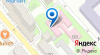 Компания Специальный (коррекционный) детский дом для детей с ограниченными возможностями здоровья г. Новороссийска на карте