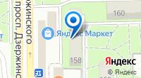 Компания СервисКомплектТрансГрупп на карте
