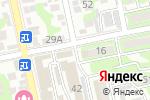 Схема проезда до компании Бактериологическая лаборатория в Новороссийске