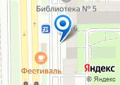 Центр недвижимости и оценки на карте