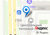 Всероссийский профессиональный союз работников аудиторских, оценочных, экспертных и консалтинговых организаций на карте