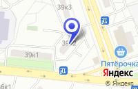 Схема проезда до компании ТФ М.РЕНЕССАНС в Москве