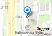 Детская музыкальная школа №1 им. А.С. Данини на карте