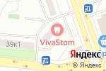 Схема проезда до компании Космотерос в Москве