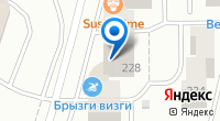 Компания Брызги Визги на карте