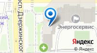 Компания Мегуми на карте