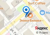 Социальная парикмахерская на карте