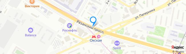 Рязанский проспект