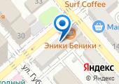 Филантроп на карте