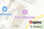 Схема проезда до компании Sparta24 в Москве