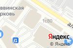 Схема проезда до компании Облюка в Москве