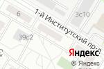 Схема проезда до компании Кондитерская Cakes в Москве
