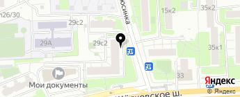 АВТО Z на карте Москвы