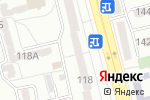 Схема проезда до компании Цирюльня в Донецке