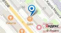 Компания Мореман на карте