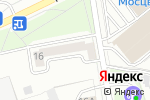 Схема проезда до компании Авто-Мас в Москве