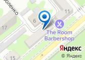 Мини-гостиница на карте