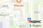 Схема проезда до компании Образование плюс в Москве