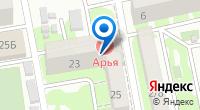 Компания Арья на карте