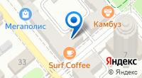 Компания Си Сотра Ново на карте