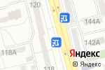Схема проезда до компании Класс! в Донецке