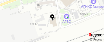 Торгово-сервисная компания автостекол на карте Москвы