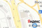 Схема проезда до компании С & С в Донецке