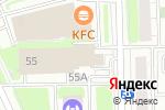 Схема проезда до компании АВТО АЛЬЯНС+ в Москве