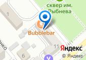 Bubble Bar на карте