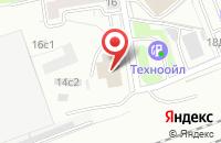 Схема проезда до компании Рвт-Строй в Москве