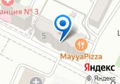 Новоросс строй на карте