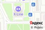 Схема проезда до компании Apex в Москве