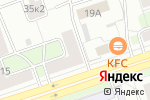 Схема проезда до компании Ахен Оптика в Москве