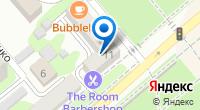 Компания АББАТ-ОХРАНА на карте