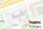 Схема проезда до компании Средняя общеобразовательная школа №443 с дошкольным отделением в Москве